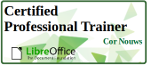 Certified LibreOffice Professional Trainer